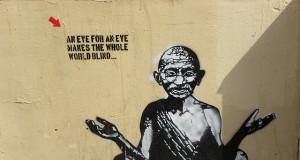 An Eye for an Eye Makes the Whole World Go Blind - Gandhi | Third Monk