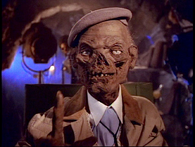 Top 10 Tales From The Crypt Episodes (Cinemassacre) (Video)   Third Monk