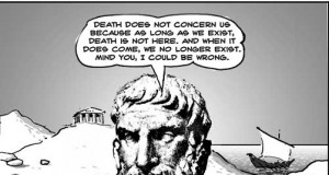 The Problem of Evil, As Described By Epicurus Circa 300 B.C. | Third Monk