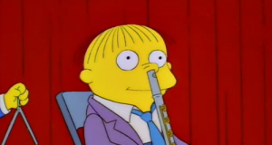 The Simpsons - Best of Ralph Wiggum Quotes Compilation (Video)   Third Monk
