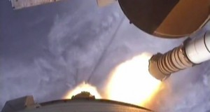Space Shuttle Launch, Booster Camera Perspective (Video) | Third Monk