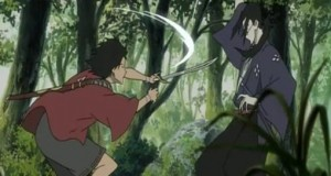 Samurai Champloo - Jin, Mugen Fight Scenes AMVs Collection (Video) | Third Monk image 3