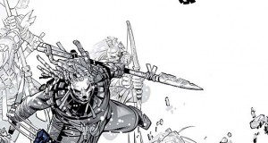 X-Men Artist, Chris Bachalo Art Gallery | Third Monk image 5