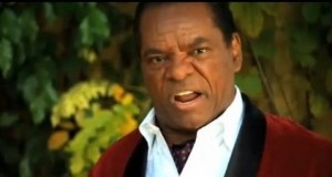 John Witherspoon (Grandad, Boondocks) - Legalizing Steroids, Identifying Hoochies (Video) | Third Monk image 2