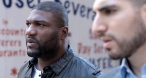 Rampage Jackson Spends a Day in NYC With Ariel Helwani (Video) | Third Monk image 1