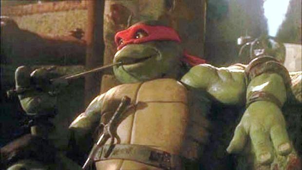 Raphael, The Ninja Turtle Gangsta (Video)   Third Monk