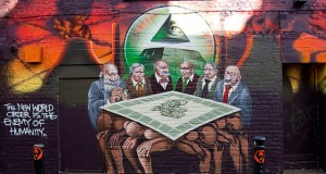 Mear One & Nosaj Thing – The Economic Monopoly of the Ruling Class, Street Art Stop Motion (Video) | Third Monk image 1