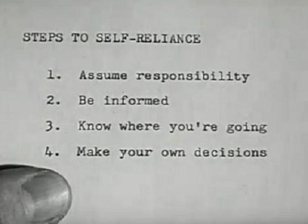 How to Balance Self-Reliance Over Neediness (Guide) | Third Monk image 1