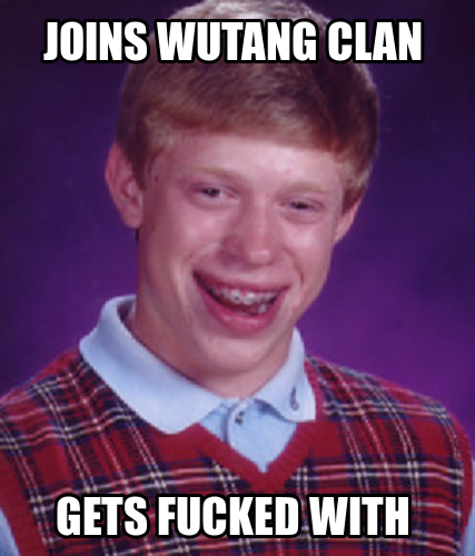 wu tang meme nerd gets fucked with wu tang clan, funniest meme images (photo gallery) karma jello