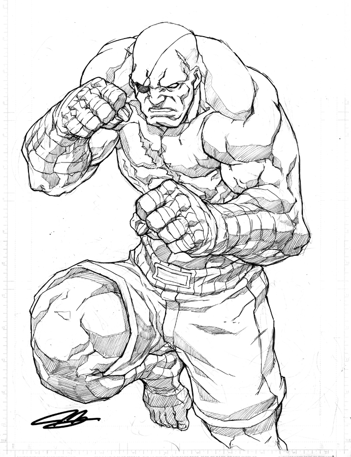 Sagat_SDCC_2010_by_NgBoy