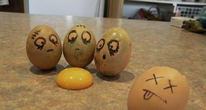 Funny Egg Drawings (Photo Gallery) | Third Monk image 6