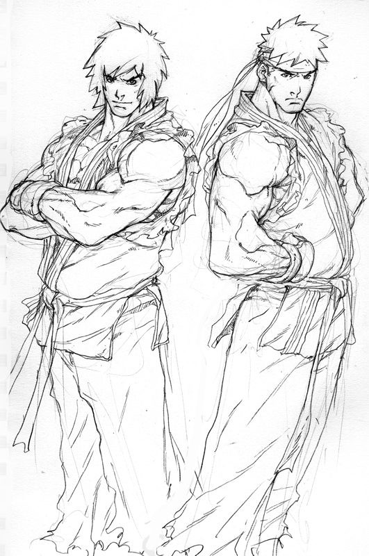 ken_and_ryu_by_NgBoy