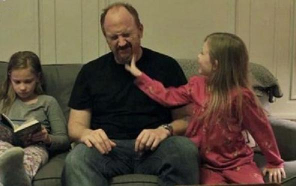 Louis CK - My Kids Are Rude and Disgusting (Video) | Third Monk image 2