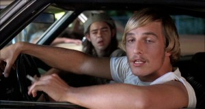 Matthew McConaughey On Playing Dazed & Confused's Wooderson (Video) | Third Monk