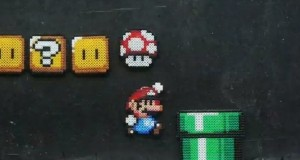 Super Mario Beads, Adventure in Stop Motion Animation (Video) | Third Monk