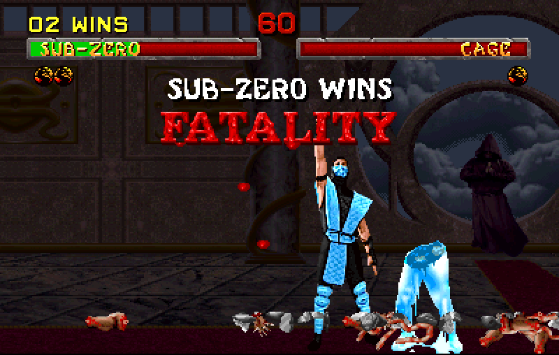 16-Bit Video Game Fatalities Collection (Video) | Third Monk image 2