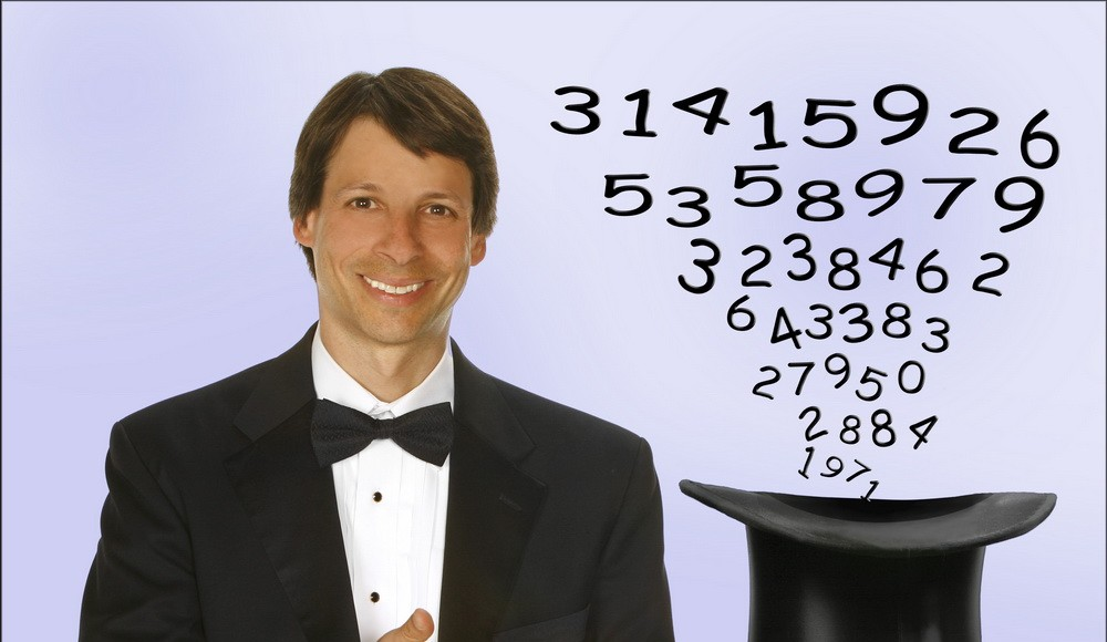 Arthur Benjamin - The Mathemagician, Math in the Digital Age, Ted Talk(Video) | Third Monk