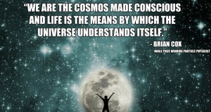 Life is the Means by Which the Universe Understands Itself - Brian Cox, Physicist | Third Monk