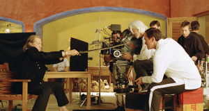 Kill Bill - Behind The Scenes: Directing, Cinematography, Set Photos (Video) | Third Monk image 15