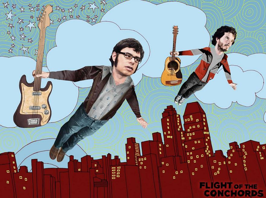 flight-of-the-conchords-funniest-songs-collection