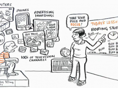 Bring on the Learning Revolution - Sir Ken Robinson Ted Talk (Video)   Third Monk image 2