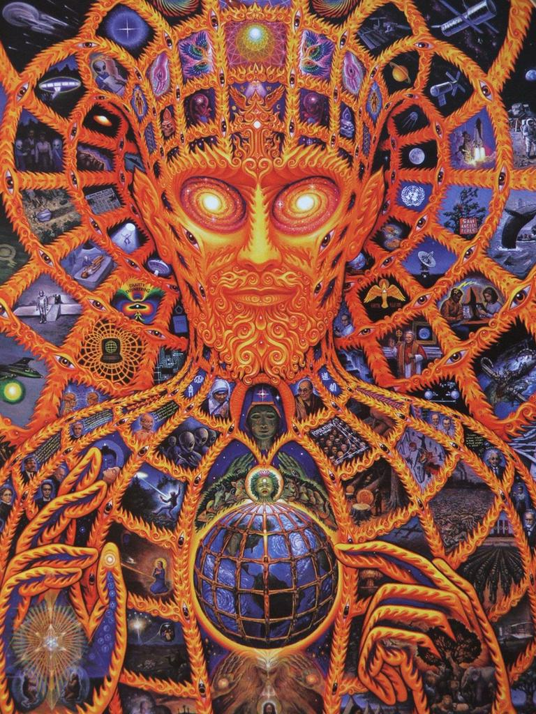 Psychedelic-Painting-Art-Gallery-Cosmic-Christ