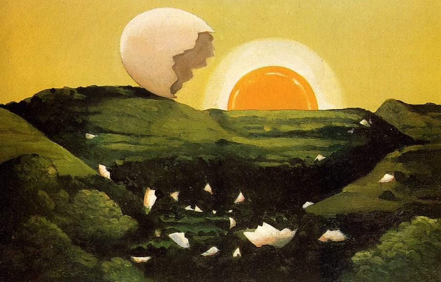 Heinz-Edelmann-Art-Gallery-egg-sun