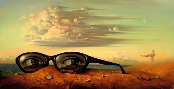 Vladamir-Kush-Surreal-Painting-Art-Gallery-forgotten_sunglasses