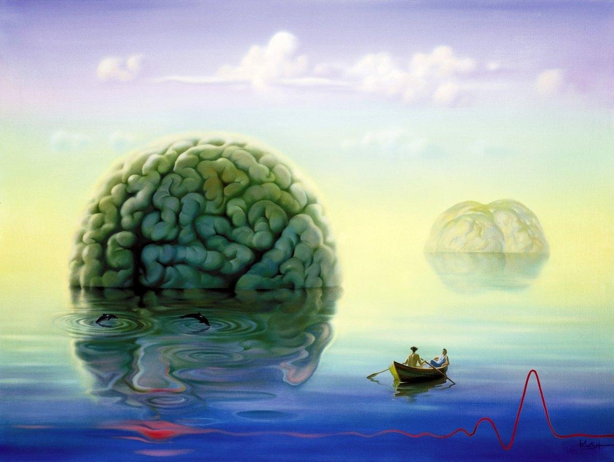 Vladamir-Kush-Surreal-Painting-Art-Gallery-islands-of-memory
