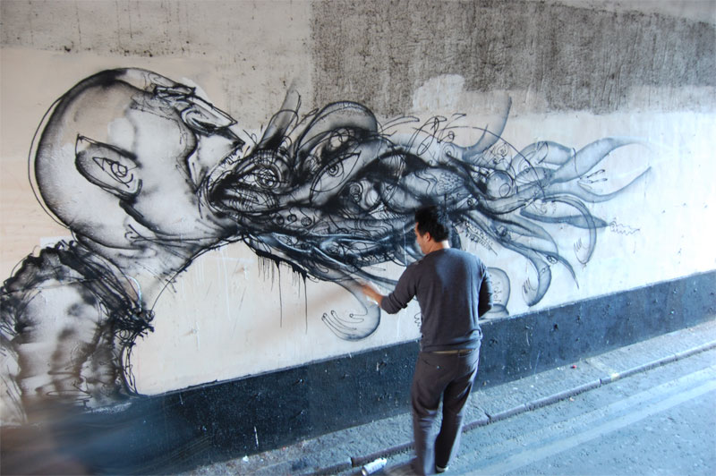 David Choe - Take a Risk By Saying