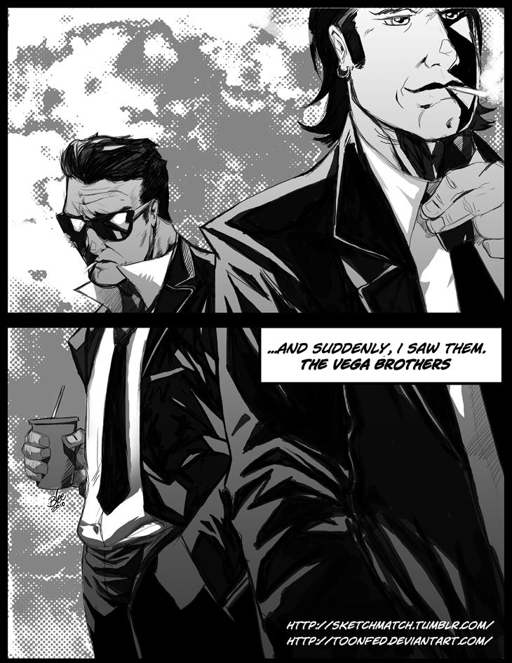 Tarantino's Mind-the_vega_brothers