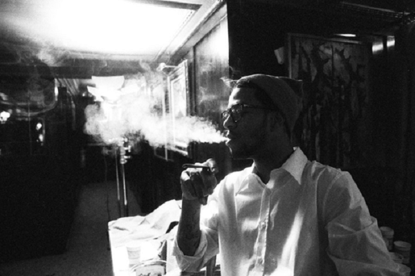 Kid Cudi, King Chip - Just What I Am, Psychedelic Music Video (KJ Song Rec) | Third Monk image 5
