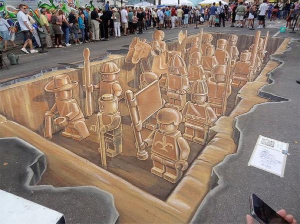 Lego Terracotta Army
