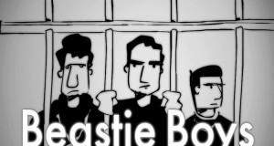 Beastie Boys - We Don't Play Sucka Music, Animated Interview Before Debut Album (Video) | Third Monk
