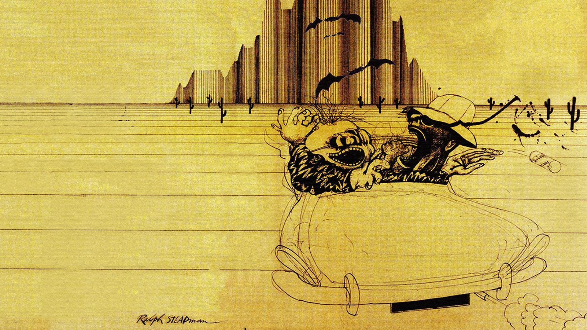 ralph-steadman-art-gallery-fear-loathing-ride-2