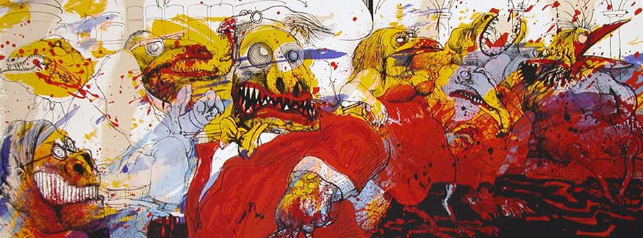 ralph-steadman-art-gallery-trippin