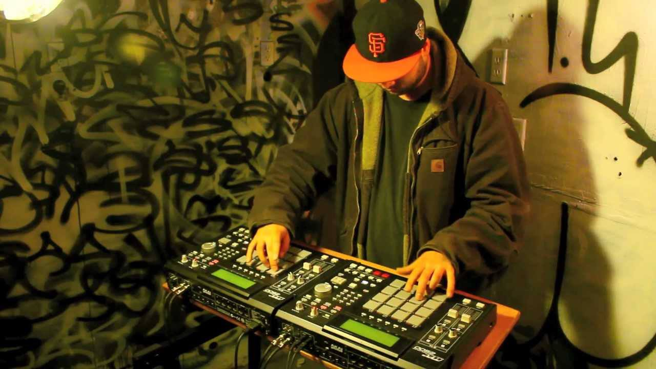 primo collection of top mpc drum machine performances video third monk. Black Bedroom Furniture Sets. Home Design Ideas