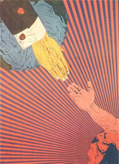 Tadanori-Yokoo-psychedelic-art-japan-affiche