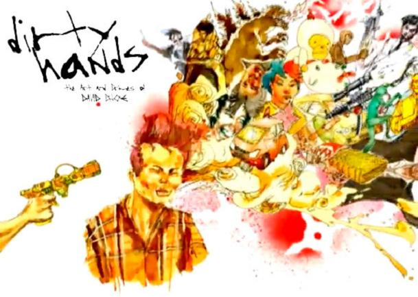 Dirty Hands: The Arts and Crimes of David Choe, Documentary (Video) | Third Monk image 1