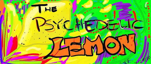 ingesting shrooms - the psychedelic lemon
