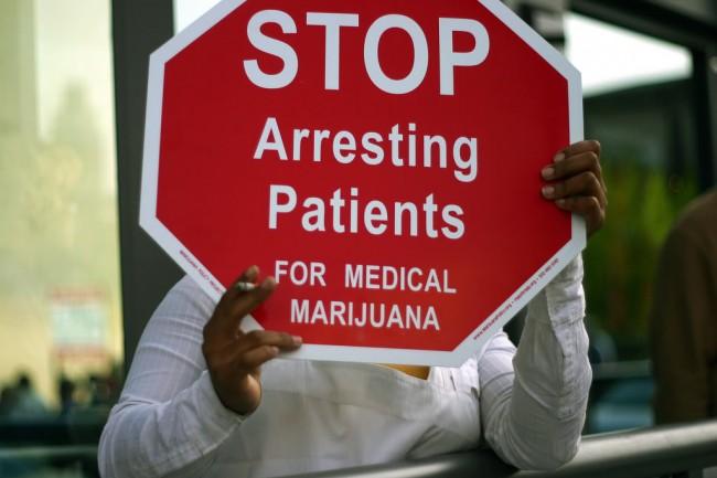 Marijuana Advocate Rolls His Wheelchair from Michigan to the White House    Third Monk image 4