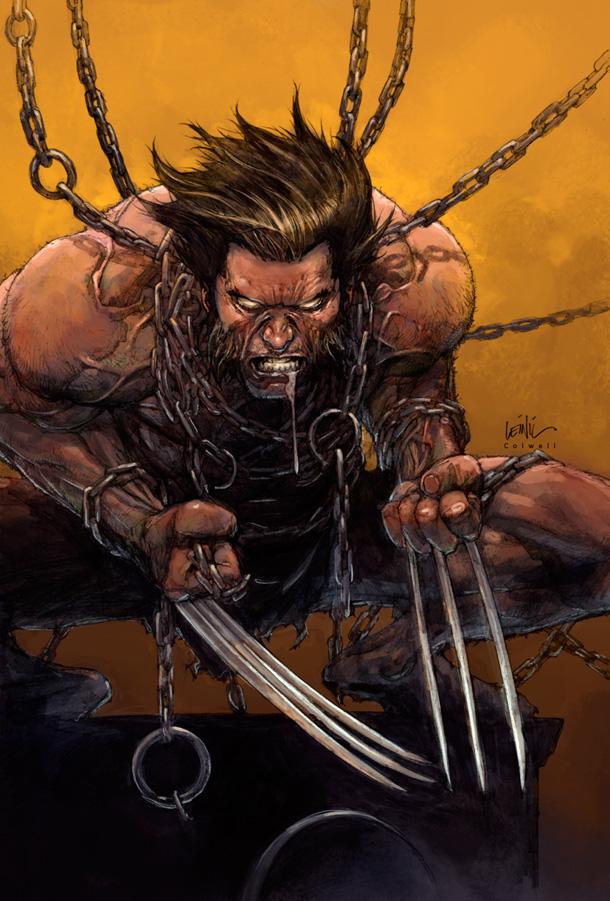Leinil-Yu-comic-art-gallery-Wolverine