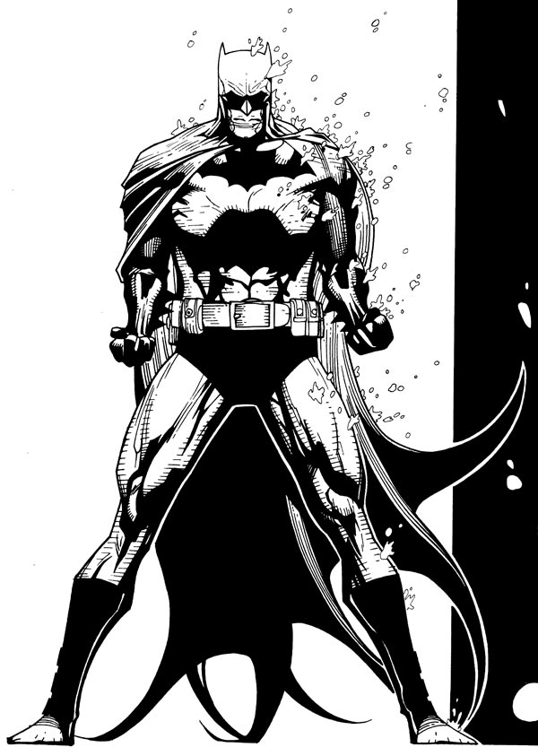 Leinil-Yu-comic-art-gallery-batman
