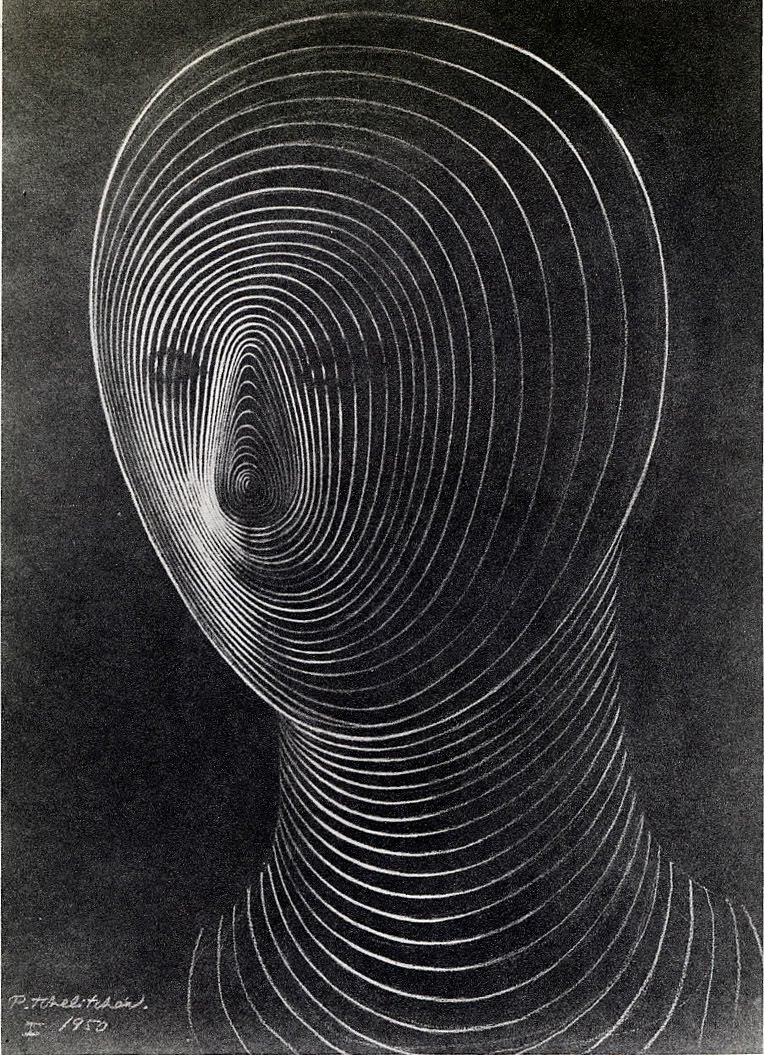 Pavel-Tchelitche-art-gallery-sprial-head-2