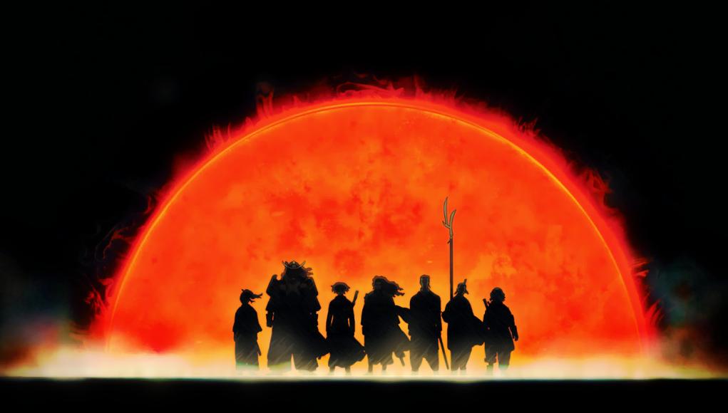 Samurai 7 - Anime Tribute, Gallery, AMV (Video) | Third Monk image 7