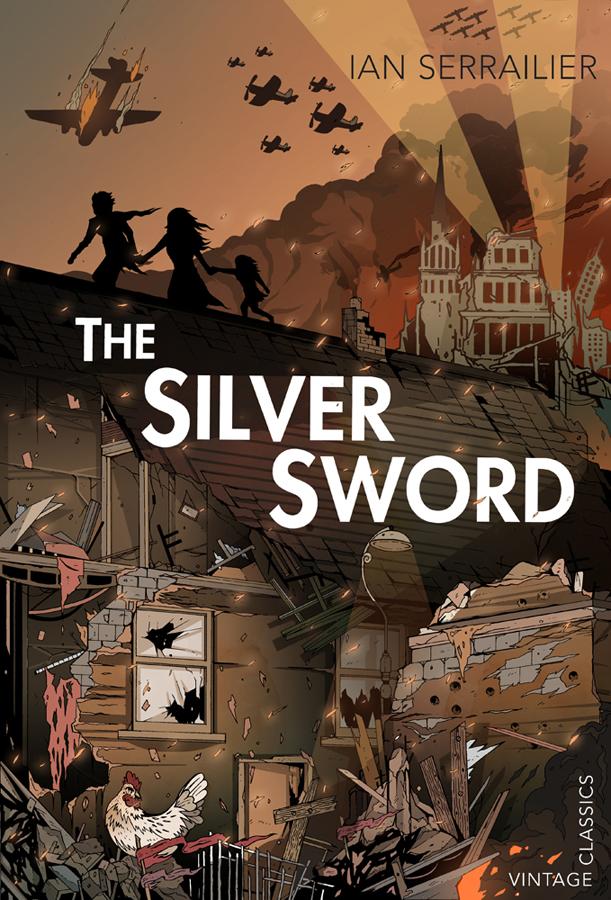 The Silver Sword Cover Cargo