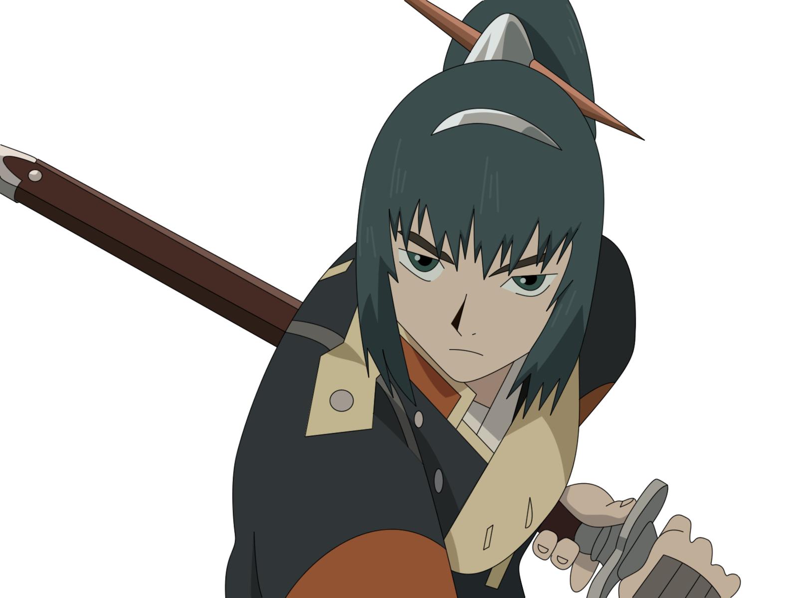 Katsuhiro Drawing Sword