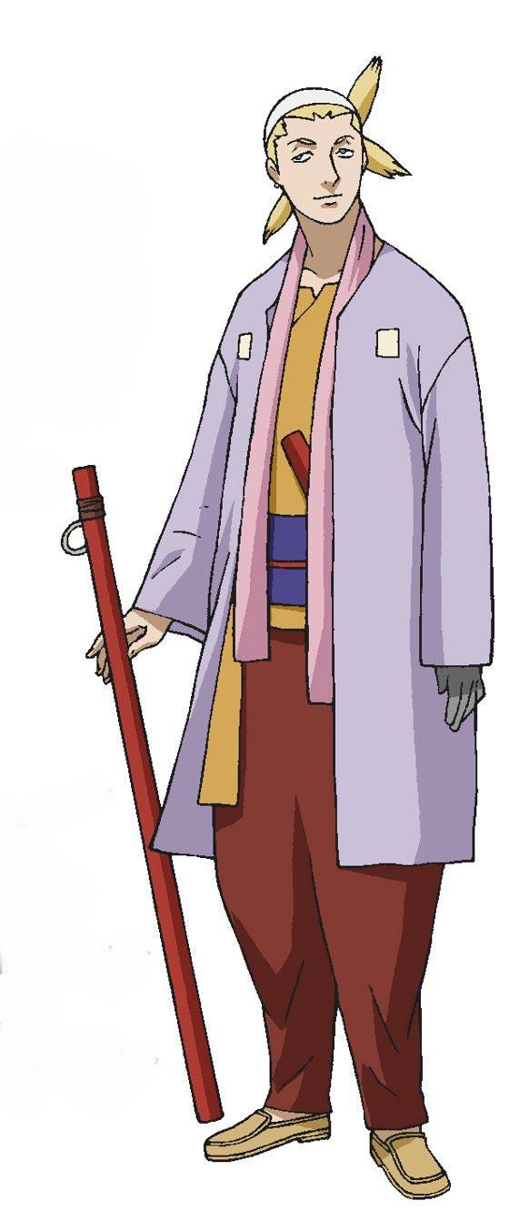 samurai 7_shichiroji