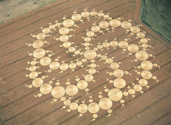 The Beautiful World of Crop Circles (Photo Gallery) | Third Monk image 20