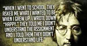 John Lennon Quotes - Thoughts From A Psychedelic Mind | Third Monk image 9